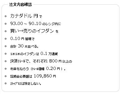 トラリピ CAD/JPY