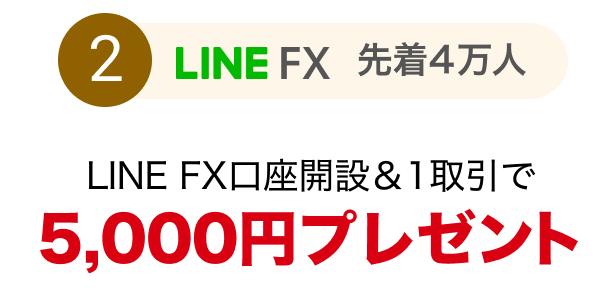 LINE証券 キャンペーン